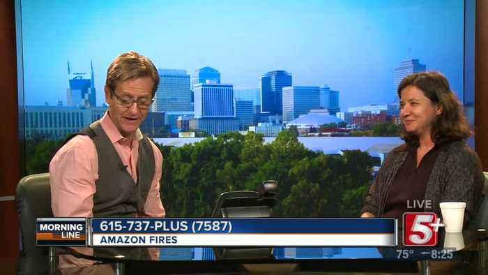 MorningLine: Amazon Fires P.2
