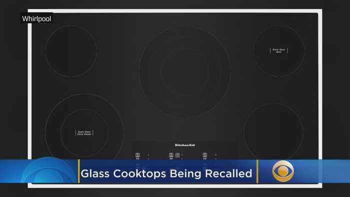 Whirlpool, KitchenAid, JennAir Glass Cooktops Sold At Lowe's, Home Depot, Best Buy Being Recalled