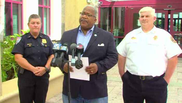 West Palm Beach leaders discuss preparations for Hurricane Dorian