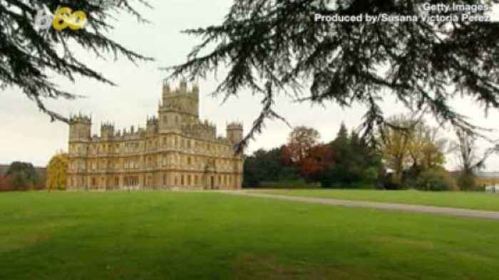 Everything You Want to Know About the Real-Life 'Downton Abbey' Estate
