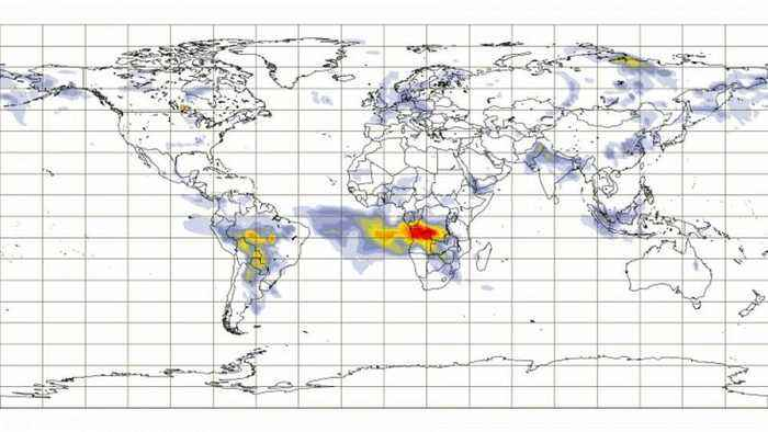 Should we worry more about the wildfires in Africa or in the Amazon?