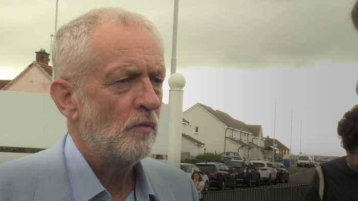 Jeremy Corbyn: Boris Johnson has launched a smash-and-grab raid against democracy