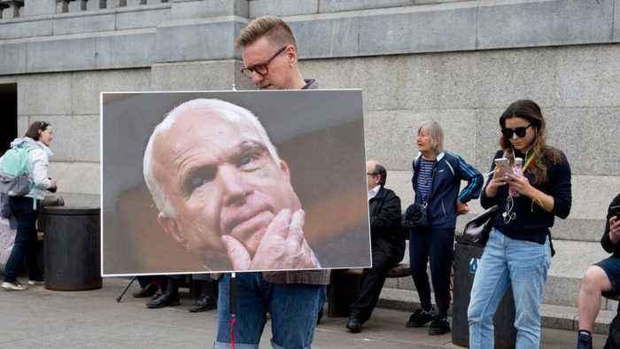 John McCain Congratulated Barack Obama 11 Years Ago
