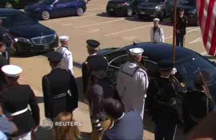 U.S-Saudi relationship 'one of the most enduring': Esper
