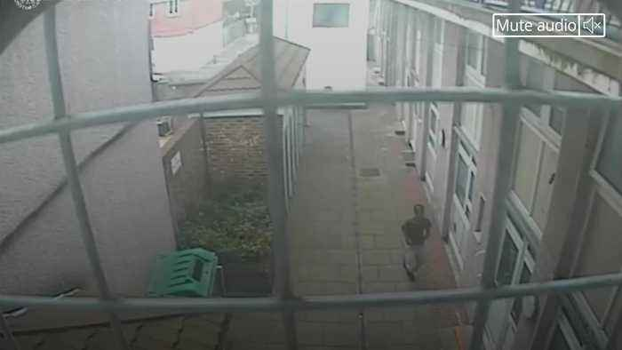 Hampshire Police release footage as drug dealer found guilty of stabbing Pc