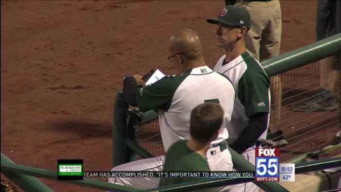 TinCaps Trampled by Cubs