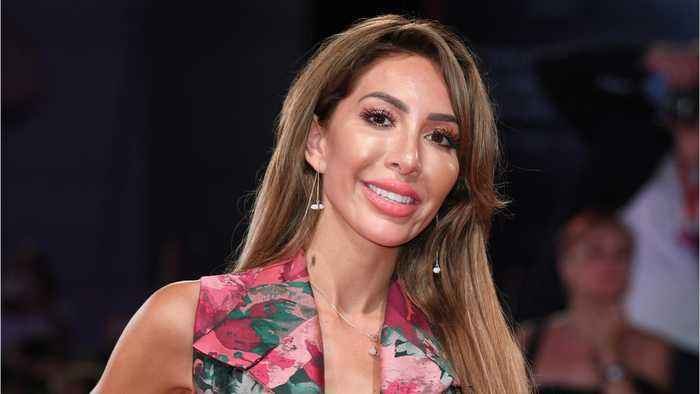 Farrah Abraham Exposes Herself At Venice Film Festival