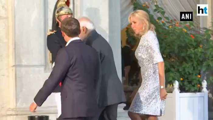 PM Modi meets Emmanuel Bonne, advisor to French President Macron