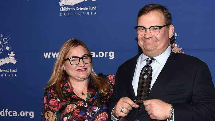 Andy Richter And Sarah Thyre File For Divorce