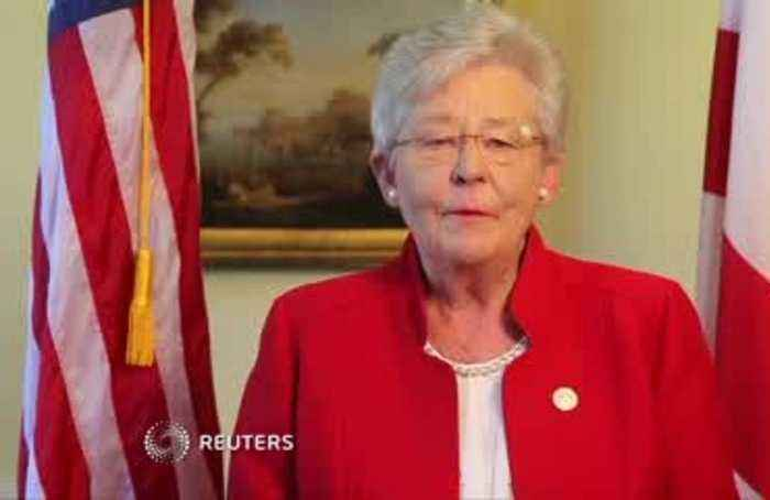 Alabama governor apologizes for blackface incident
