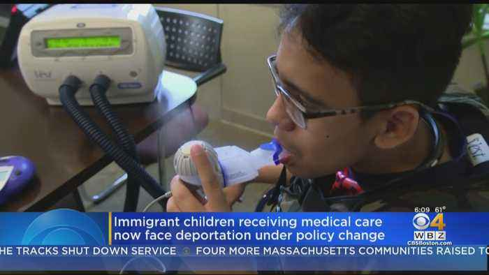 Immigrant Children Receiving Medical Care Now Face Deportation Under Policy Change