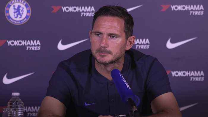 Frank Lampard: Mason Mount and James Maddison can work together for England