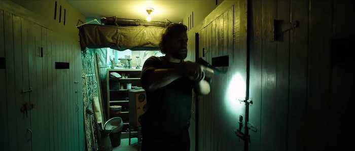 Night Hunter Movie Clip - Home Invasion
