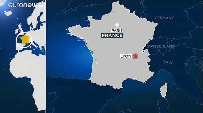 Two-man stabbing attack in Lyon leaves one dead, nine injured