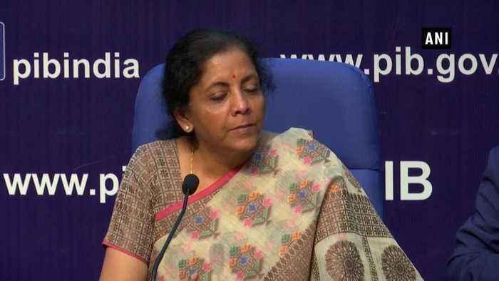 Bank frauds became assumption for Indian citizen because of Congress FM Nirmala Sitharaman