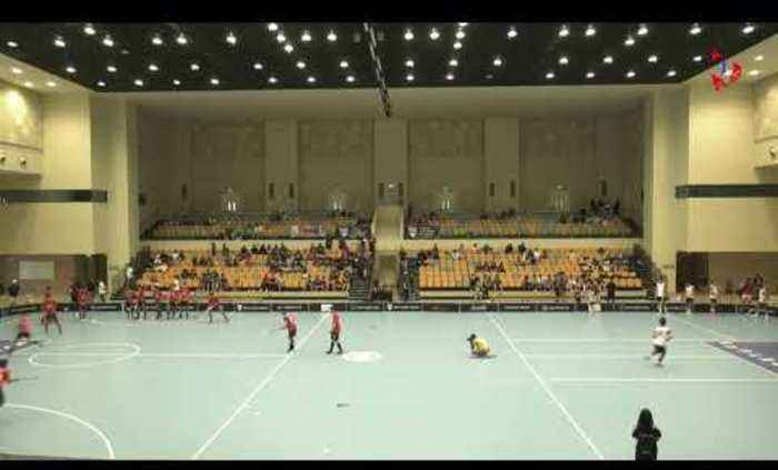 📺 LIVE: Youth Floorball League 3rd/4th Playoff - 31 August 2019