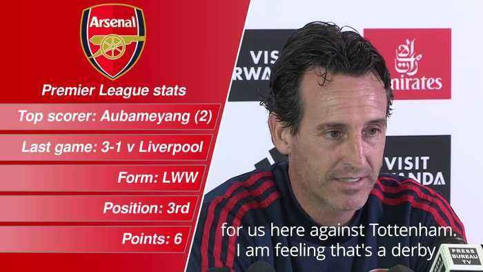Premier League match preview: Arsenal v Tottenham