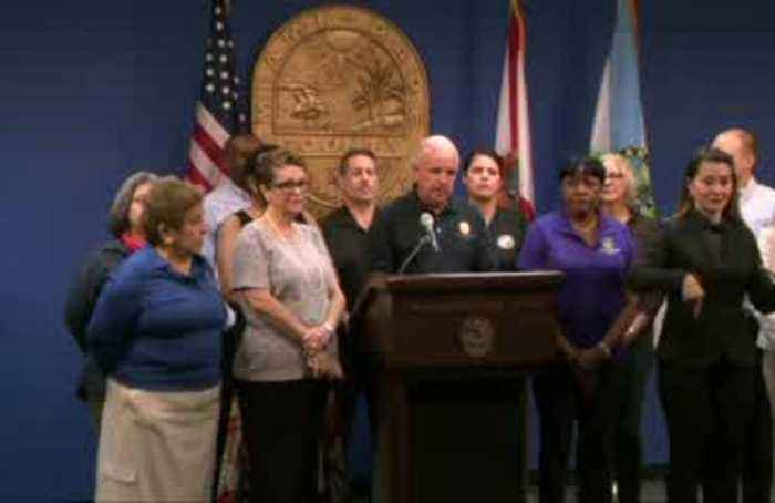 South Florida is not totally out of Dorian's wrath - Miami-Dade County mayor