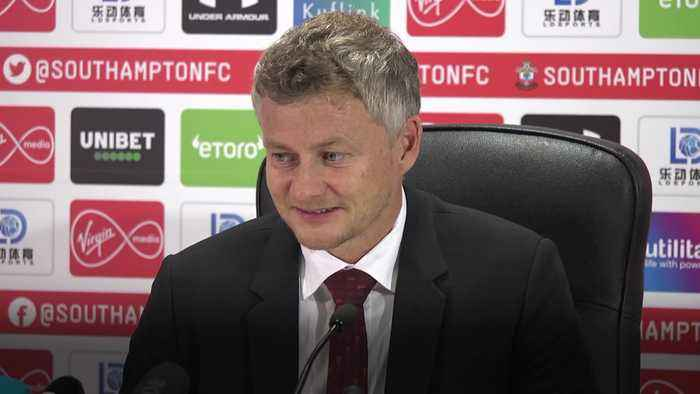 Solskjaer: United must start taking chances