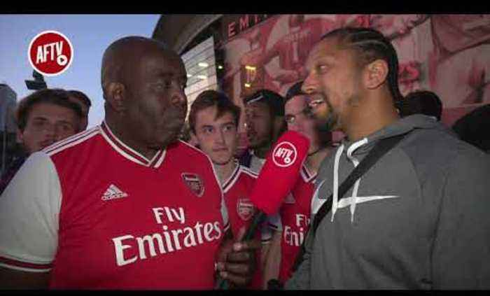 Arsenal 2-2 Tottenham  | We Can't Keep Relying On Aubameyang & Lacazette To Rescue Us! (Curtis)