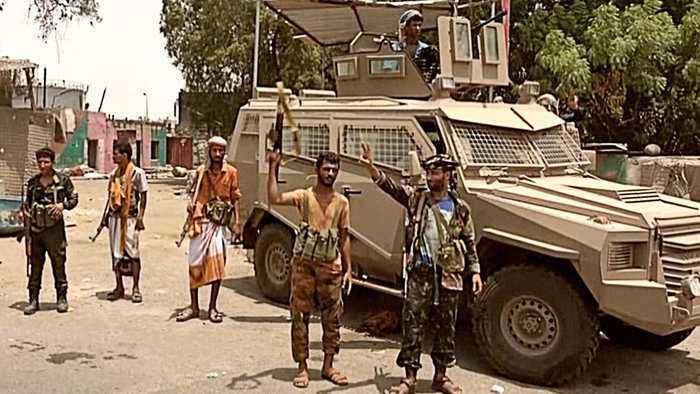 Yemen: Aden offensive separatists arrest gov't supporters