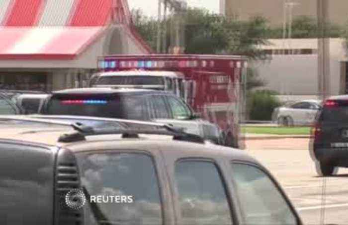 Five killed, including gunman, in West Texas shooting