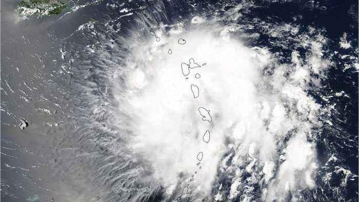 Dorian Hammers Bahamas Second Strongest Atlantic Hurricane Ever