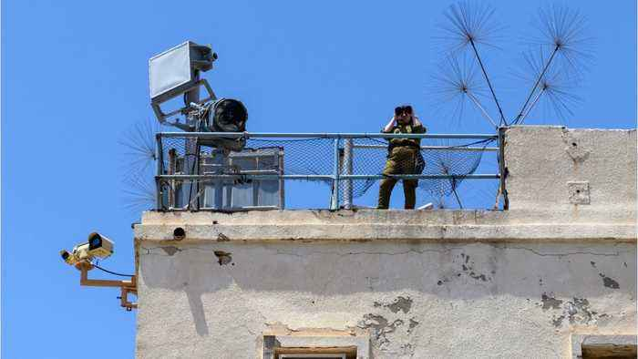 Israel, Hezbollah Exchange Border Fire
