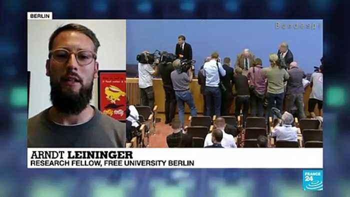 German far-right surge: What future for Merkel's coalition?