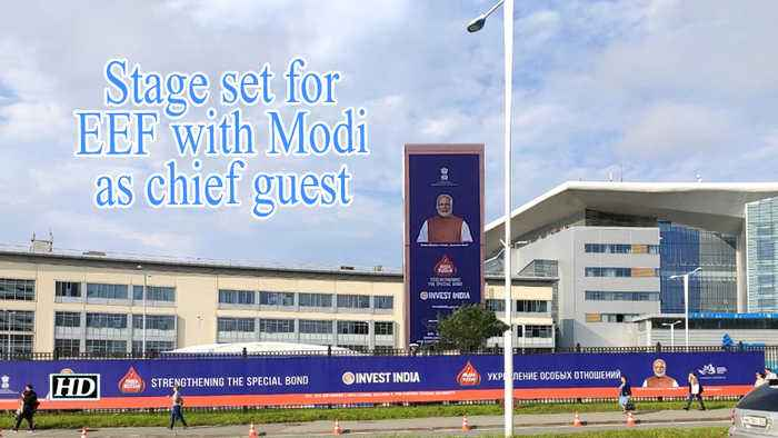 Stage set for EEF with Modi as chief guest