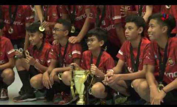 Youth Floorball League 2019 Final Day Highlights
