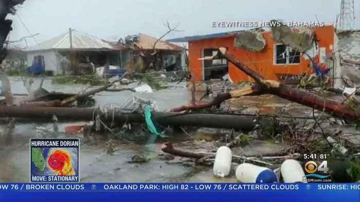 Florida, Georgia, Carolinas Brace For Hurricane Dorian's Impact