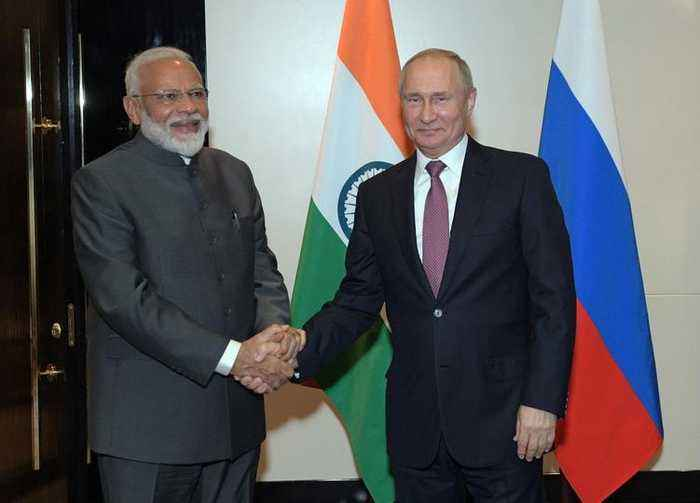 PM Modi chief guest at Eastern Economic Forum: Indian Ambassador to Russia