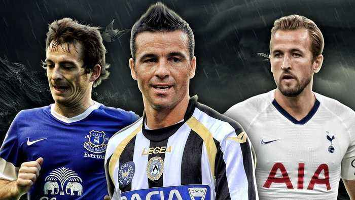 Best Players To NEVER Win A Trophy XI