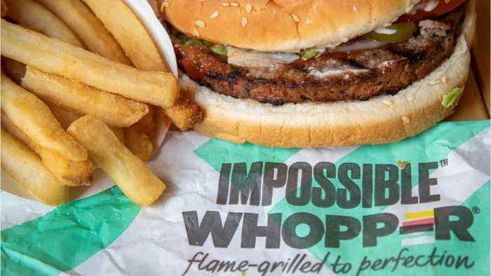 Plant-Based Fast Food May Taste Great, But It's Not Necessarily Good For You