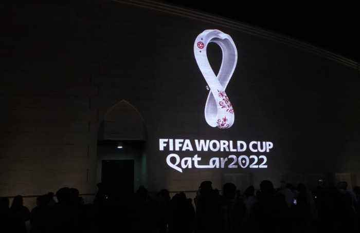Qatar launches logo for 2022 World Cup