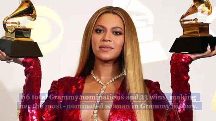 Beyoncé: By the Numbers