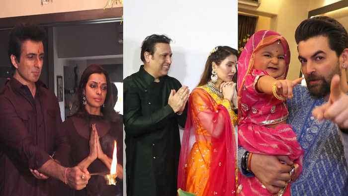 Salman Khan, Govinda, Sonu Sood celebrate Ganesh Chaturthi