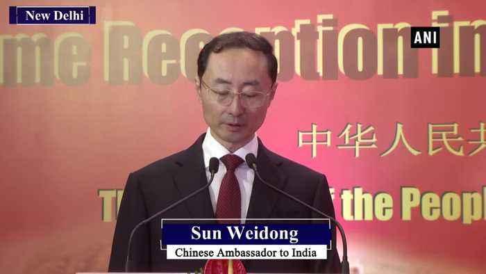 Affairs of Hong Kong purely China's internal matter Chinese Ambassador to India