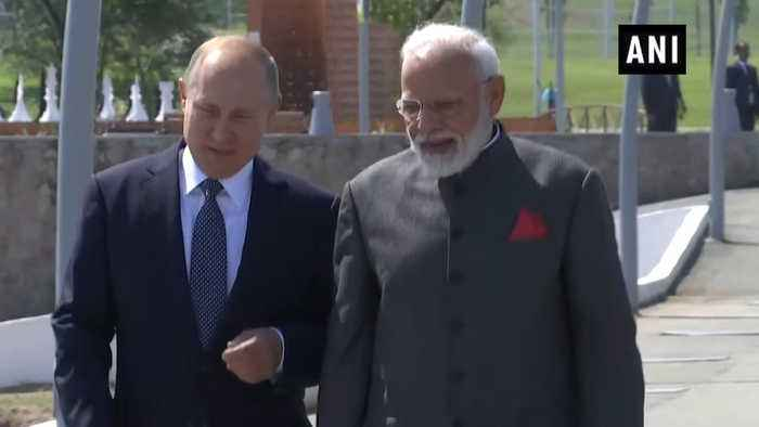 India & Russia against external interference in internal issues: PM Modi