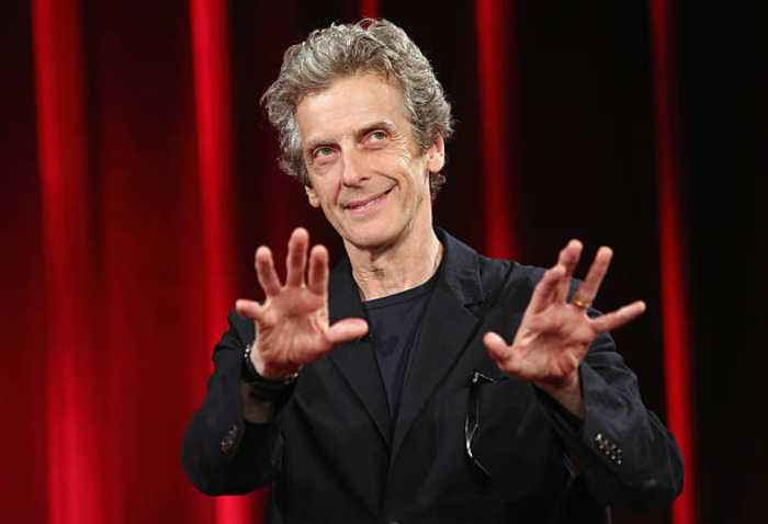 Peter Capaldi 'joins The Suicide Squad cast'