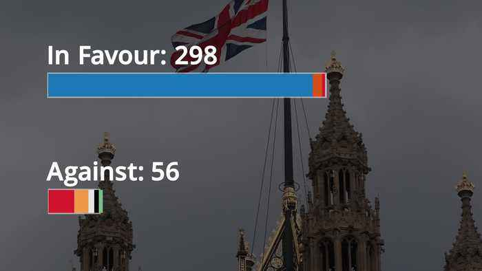 Commons vote breakdown: How MPs refused a general election
