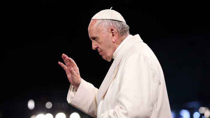 Pope Francis Orders Vatican To Get Finances Under Control