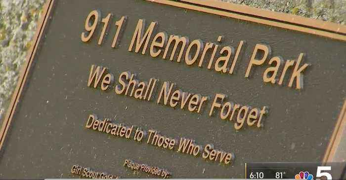 Community Asks Couple To Remove 9-11 Memorial Rock From Their Property