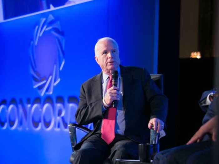 Politicians Talk Millennials and Fave Celebs at Concordia Summit in NYC