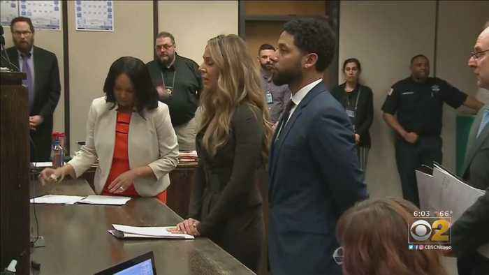 Smollett's Attorneys Point Fingers At CPD
