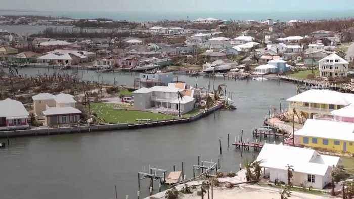 Dorian's devastating impact on the Bahamas