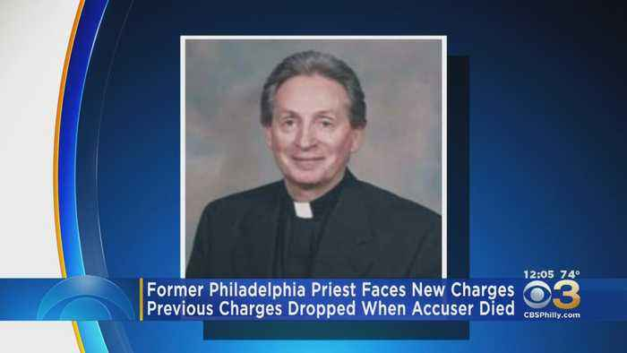 Former Philadelphia Priest Facing New Charges Following 2013 Sex Abuse Allegations