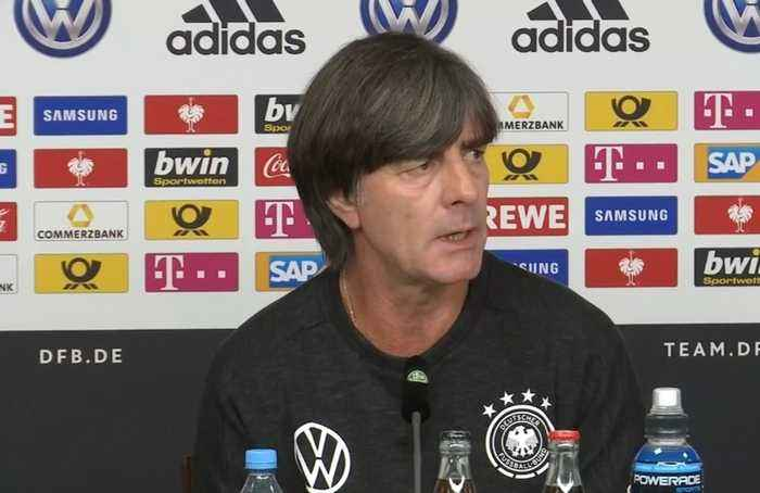 Germany's Goretzka ruled out against Netherlands - Loew