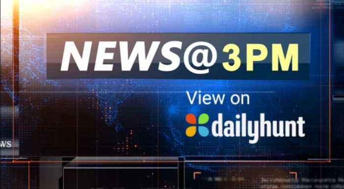 NEWS@ 3 pm, September 6th    OneIndia News